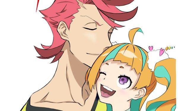 Anime Kiznaiver Hajime Tenga Niko Niiyama HD Wallpaper | Background Image