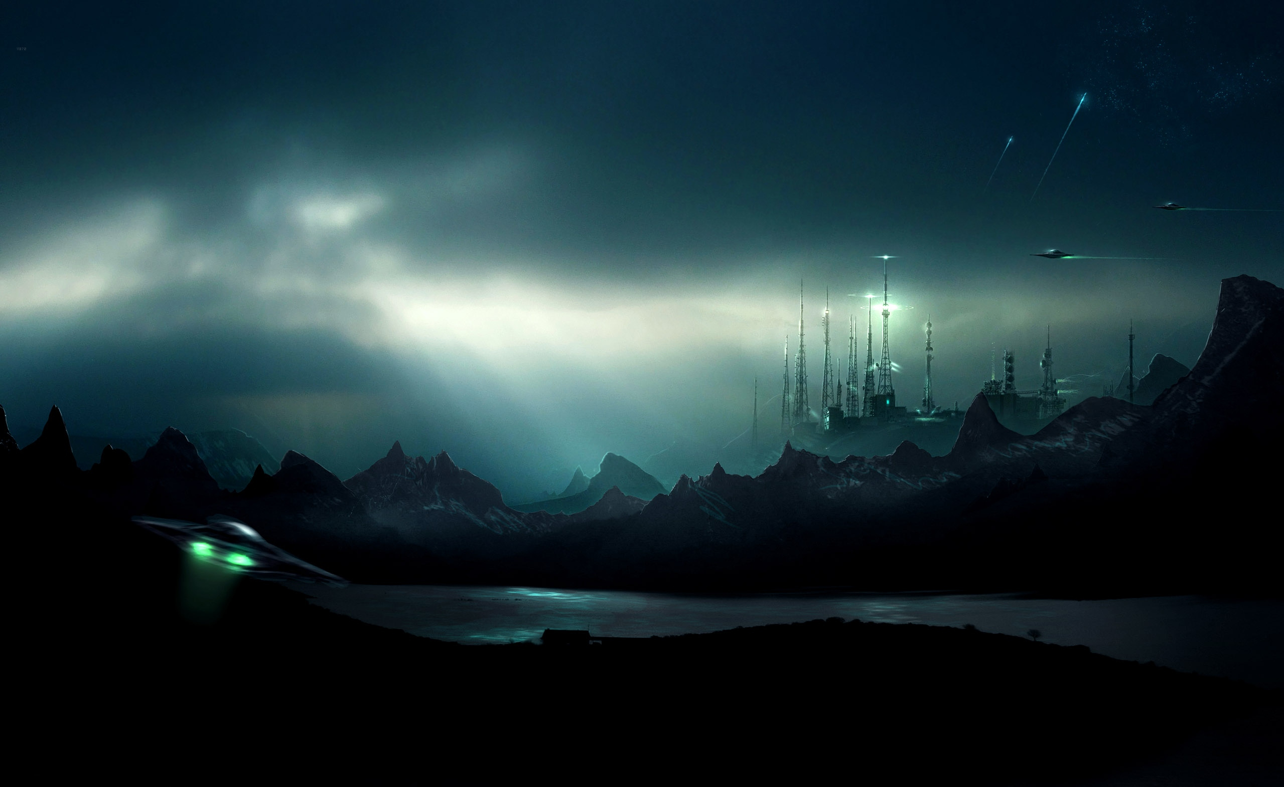Background Images Wallpaper Abyss: 34 Futuristic HD Wallpapers