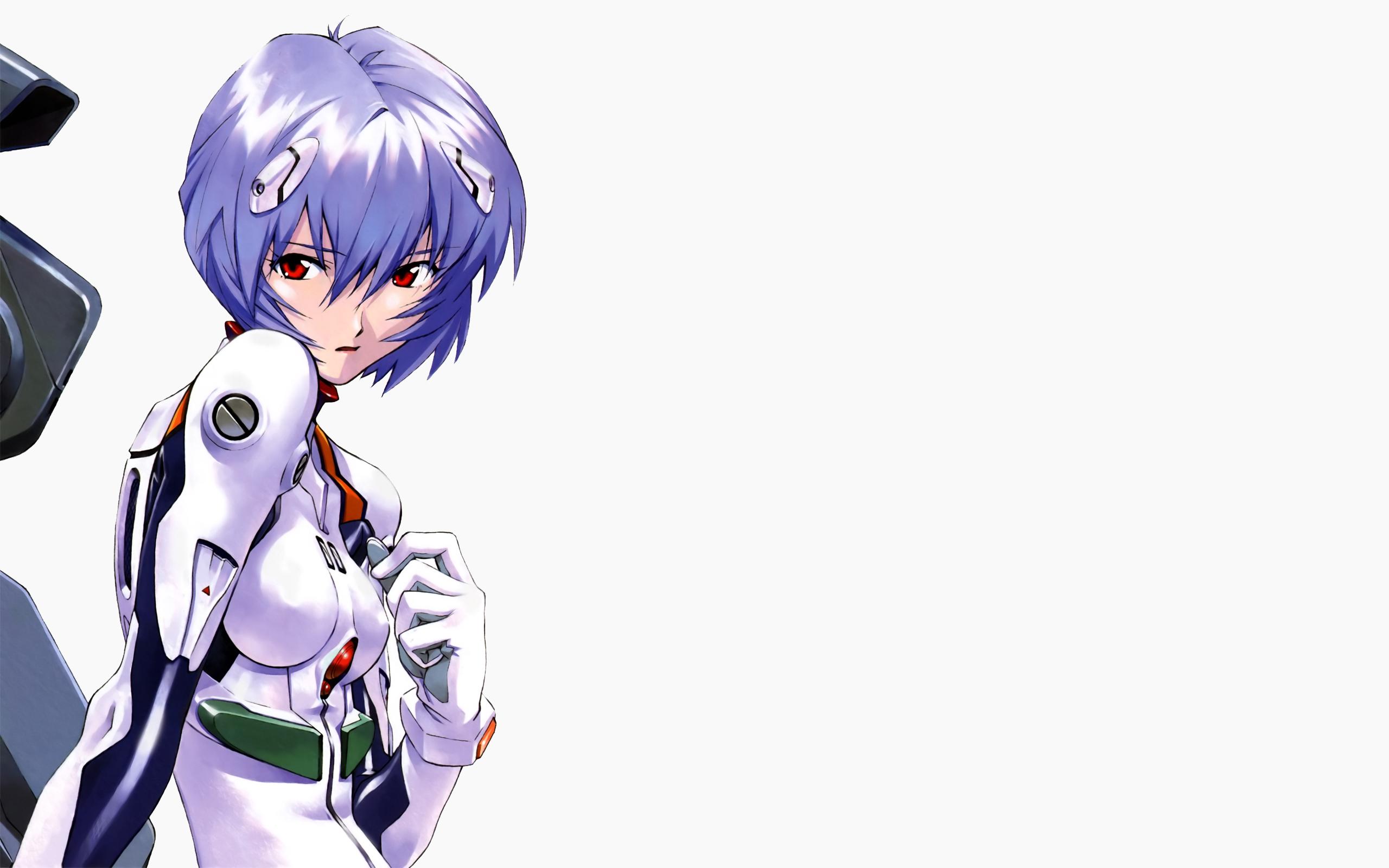 Anime - Neon Genesis Evangelion  Rei Ayanami Rei Evangelion Wallpaper