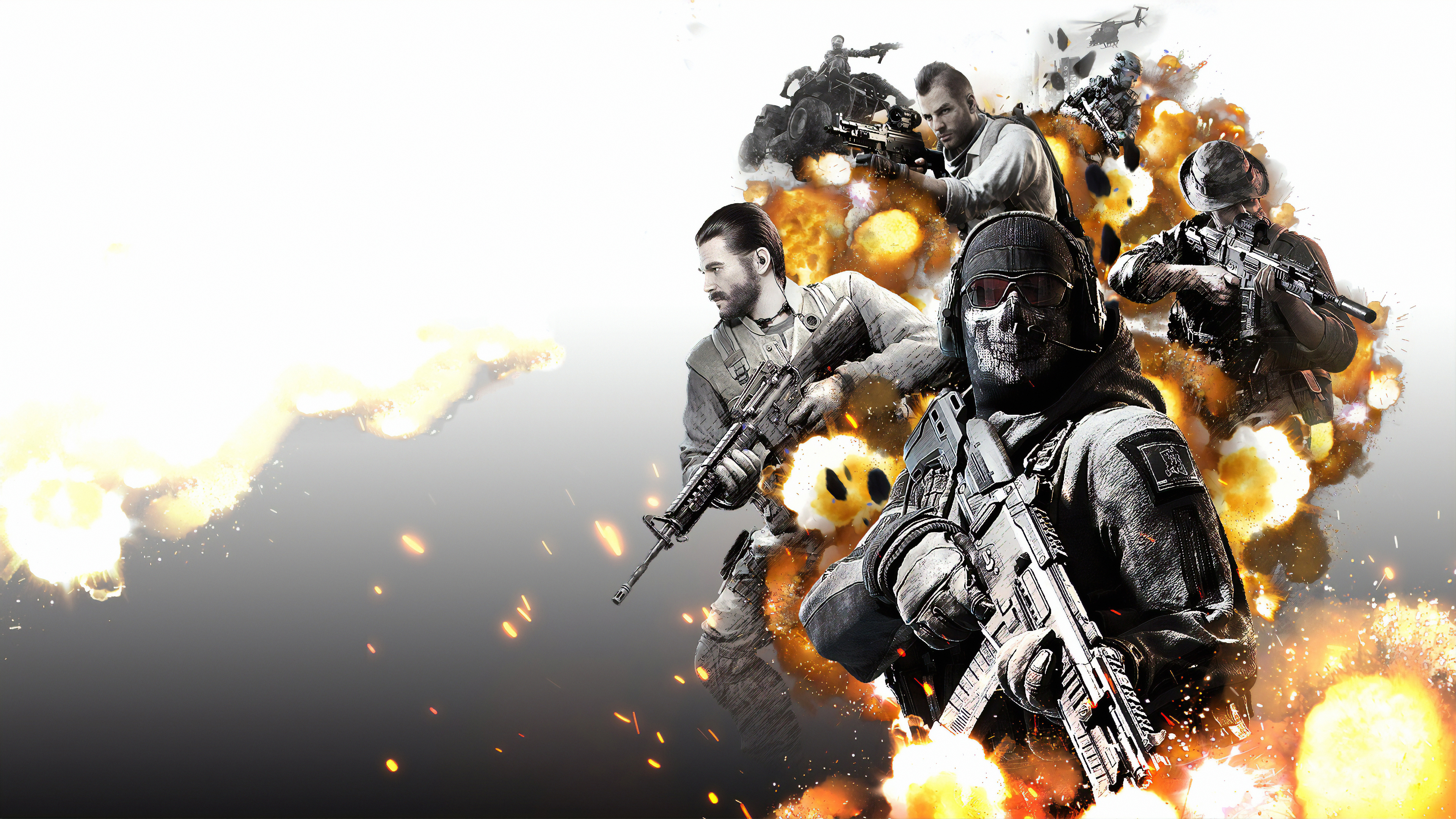 Call Of Duty Mobile 4k Ultra Hd Wallpaper Background Image