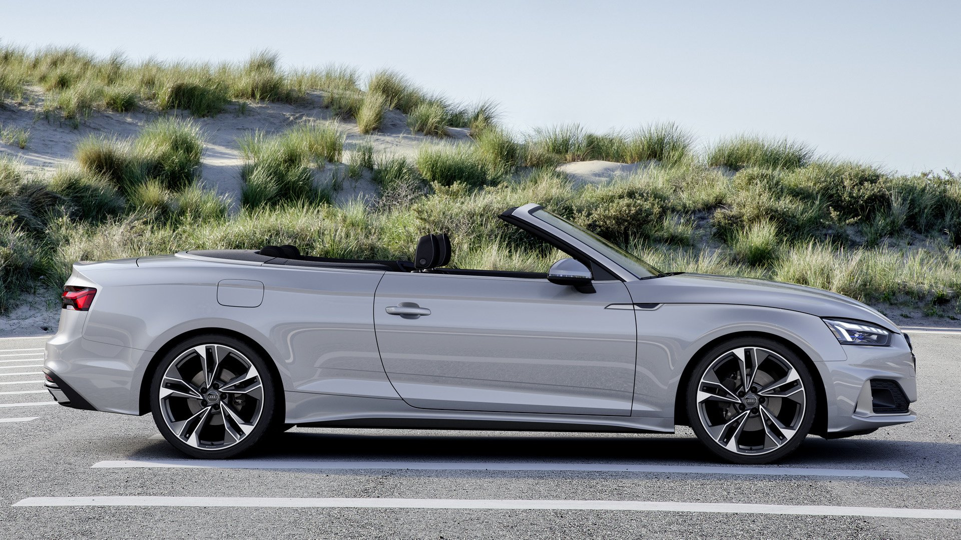 2020 Audi A5 Cabriolet Papel De Parede Hd Plano De Fundo 1920x1080 Id 1040830 Wallpaper Abyss