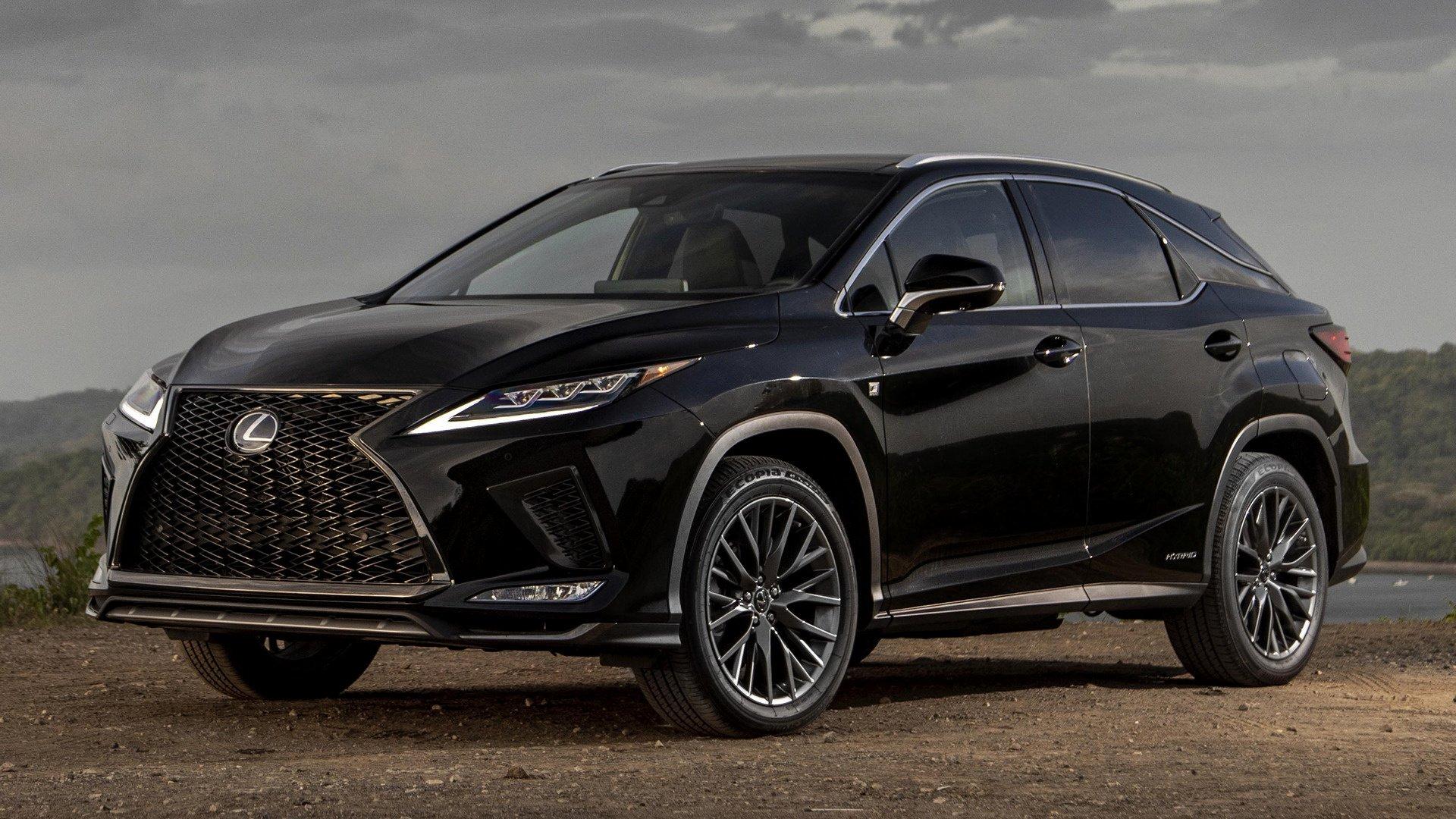 2020 Lexus RX 450h New Concept