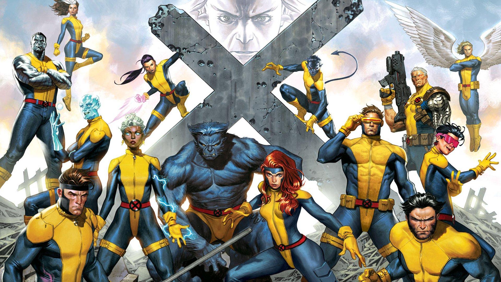 X-Men Papel de Parede HD | Plano de Fundo | 1920x1080 | ID:1042294 ...