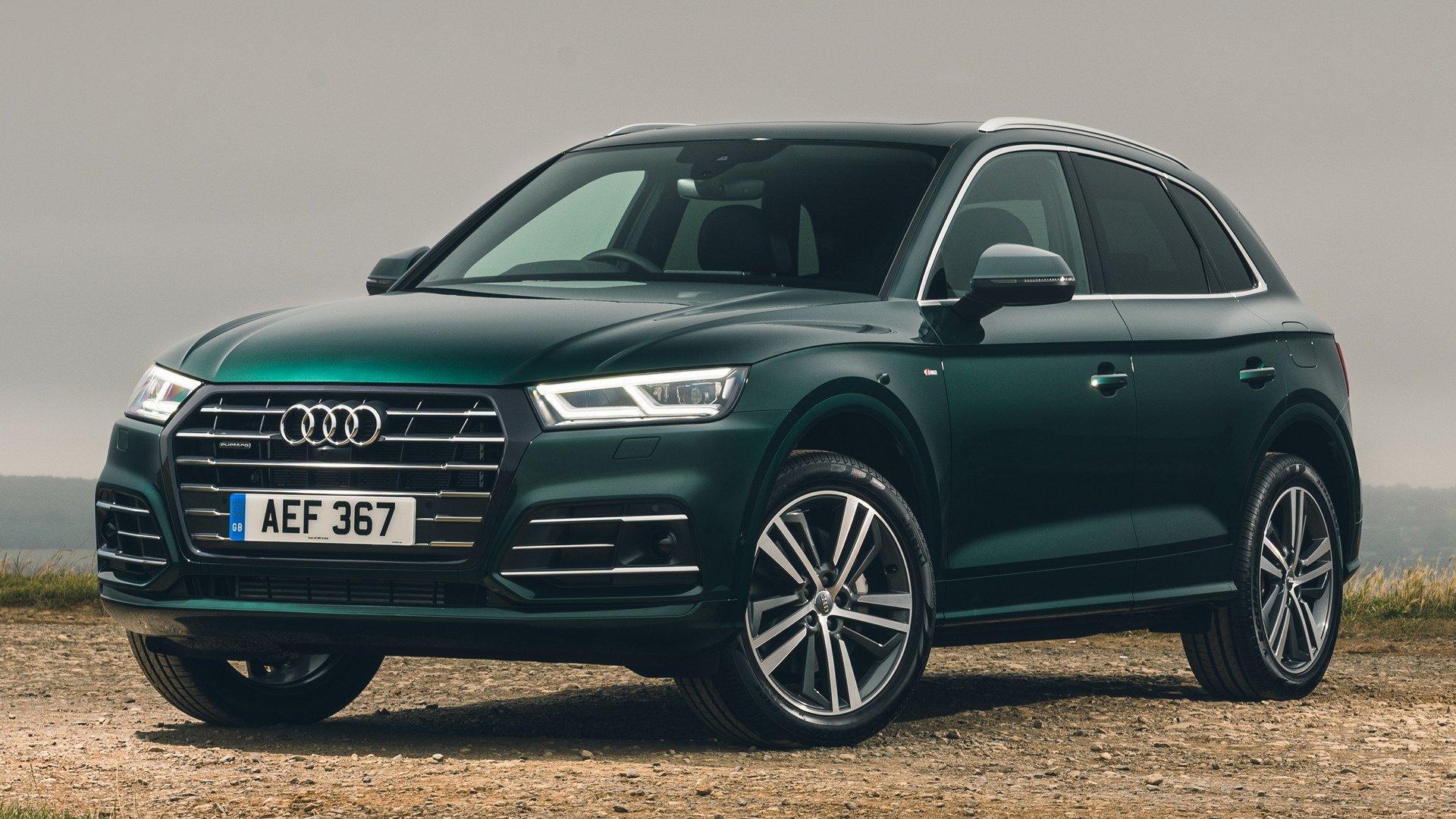 2019 Audi Q5 S Line Fondo De Pantalla Hd Fondo De