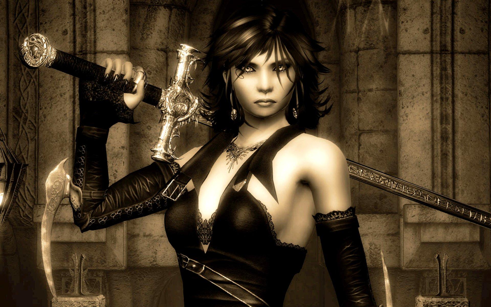 Видеоигры - Древние Свитки IV: Забвение  Обои
