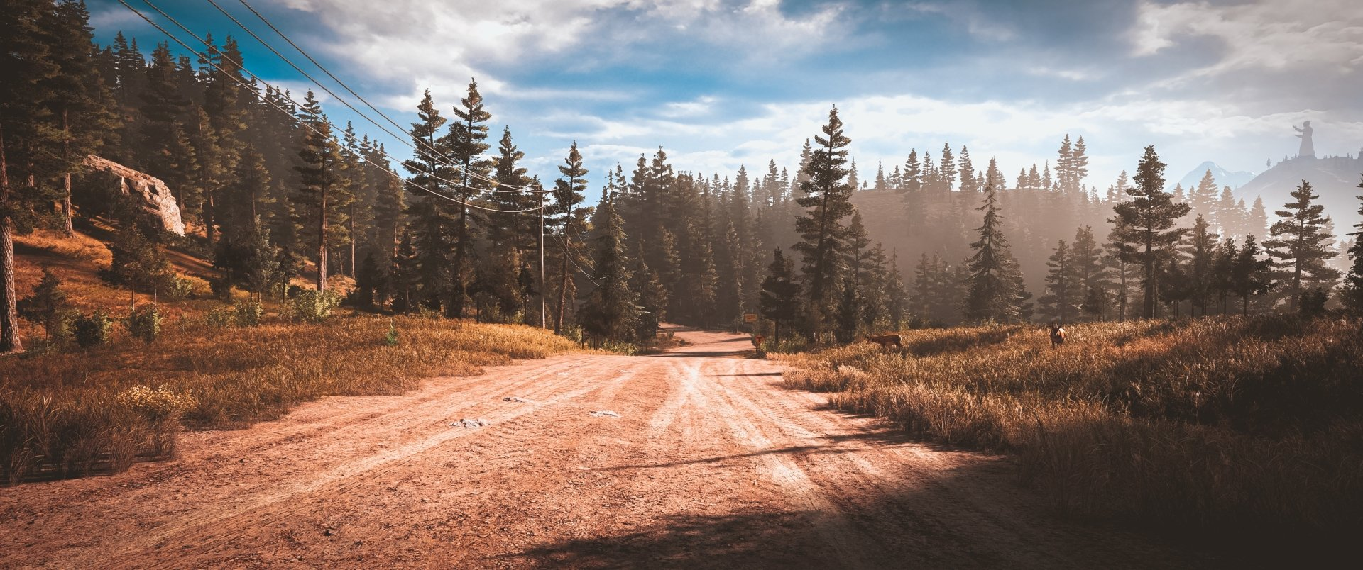 Good Morning Montana HD Wallpaper   Background Image   3440x1440   ID:1043683 - Wallpaper Abyss
