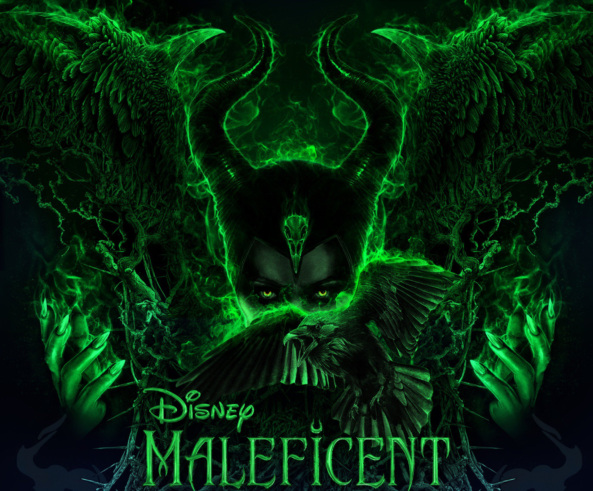 Maleficent Mistress Of Evil Hd Wallpaper Background Image