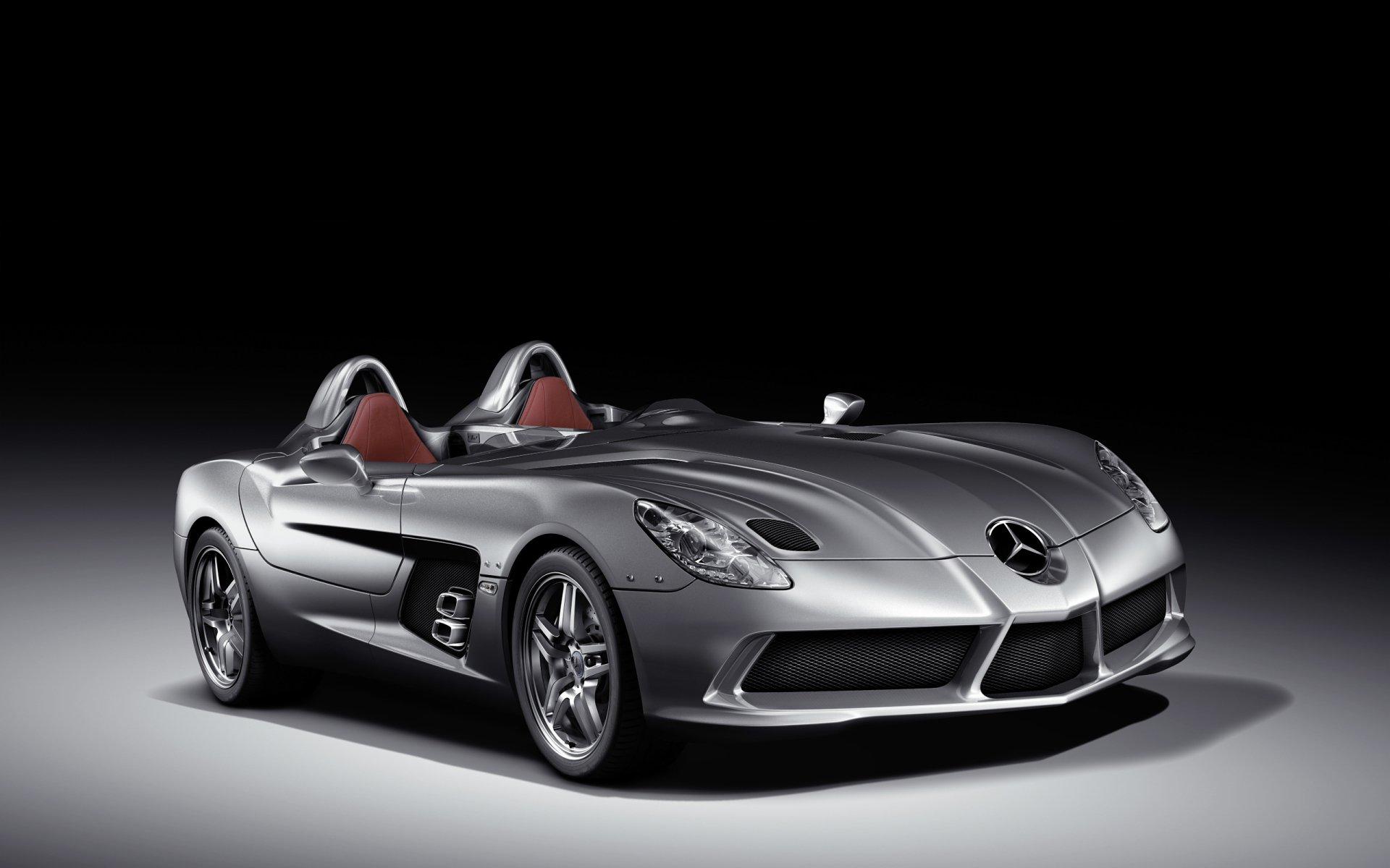 Vehicles - Mercedes-Benz SLR McLaren  Wallpaper