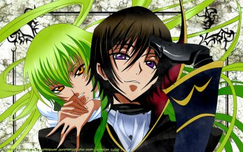 Anime - Code Geass Wallpapers and Backgrounds ID : 104929