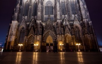 Religious - Cologne Cathedral Wallpapers and Backgrounds ID : 104959