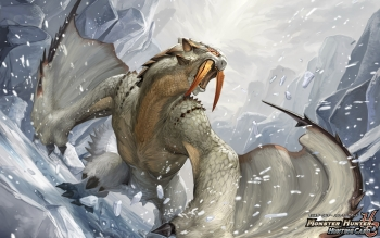 Video Game - Monster Hunter Wallpapers and Backgrounds ID : 104995