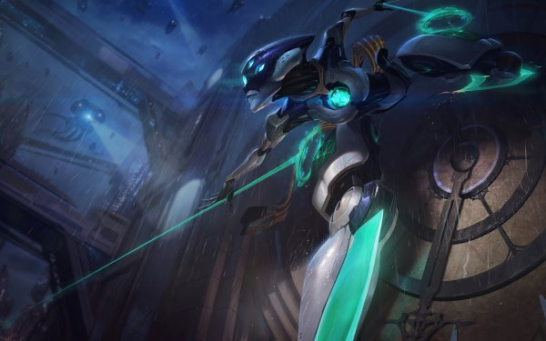 Video Game League Of Legends Camille HD Wallpaper | Background Image