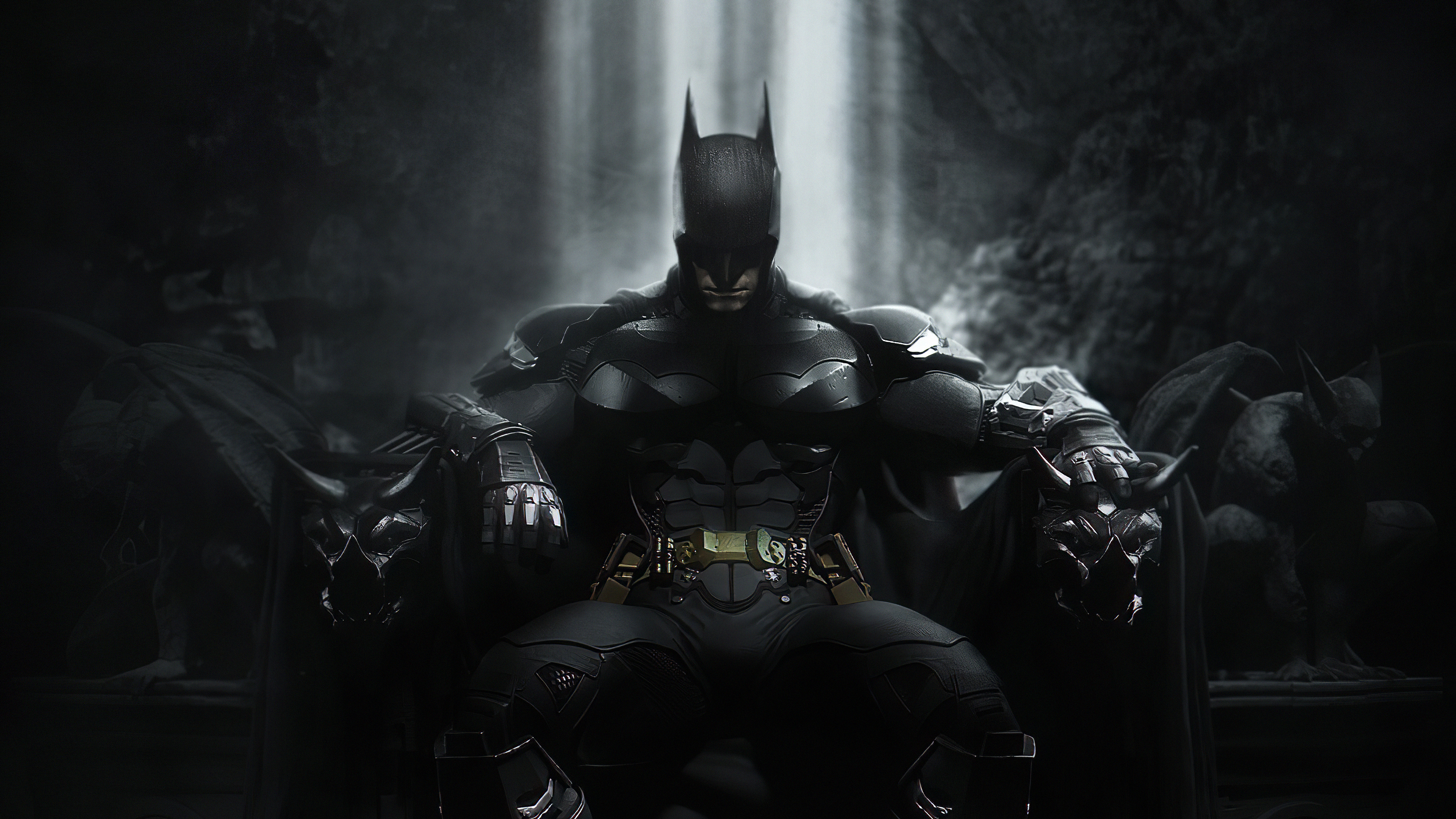 Batman 4k Ultra HD Duvar kağıdı | Arka plan | 3840x2160 | ID:1050135 - Wallpaper Abyss