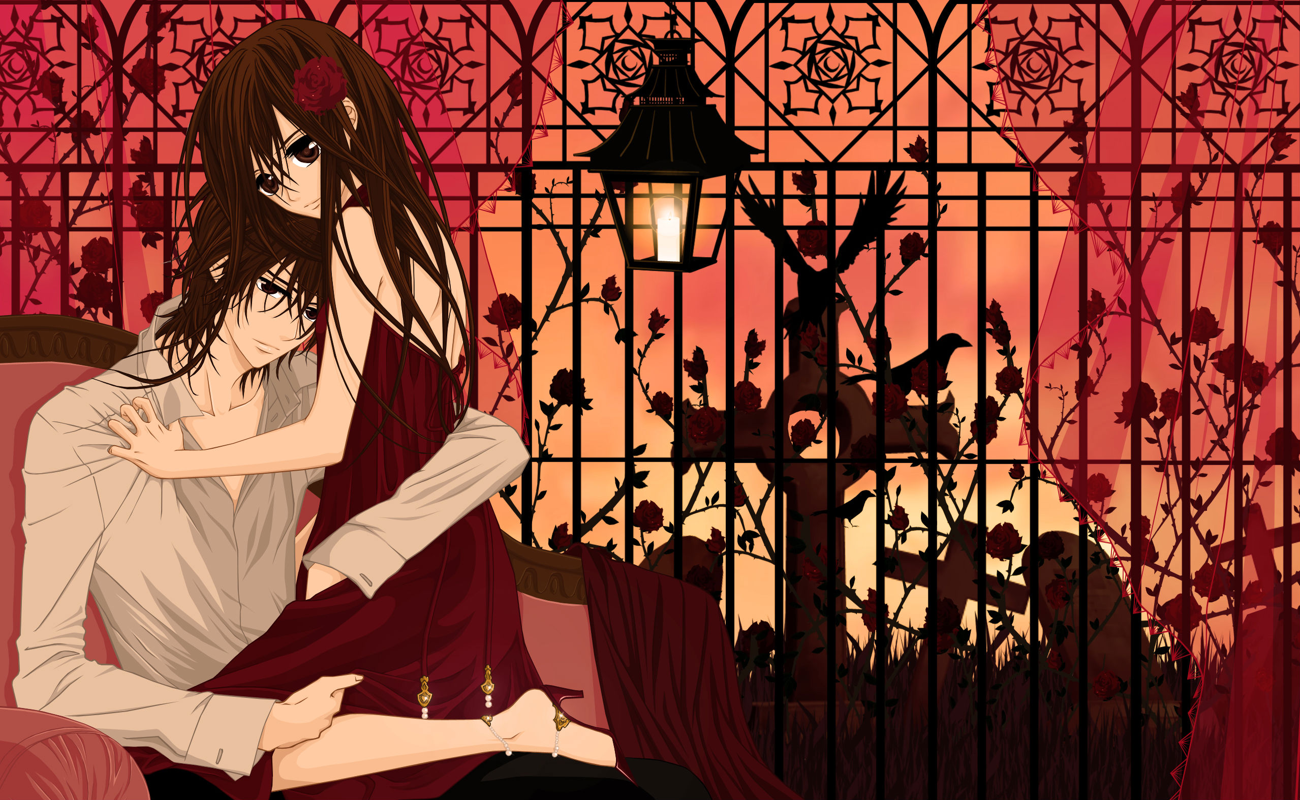 vampire knight wallpaper hd - photo #16