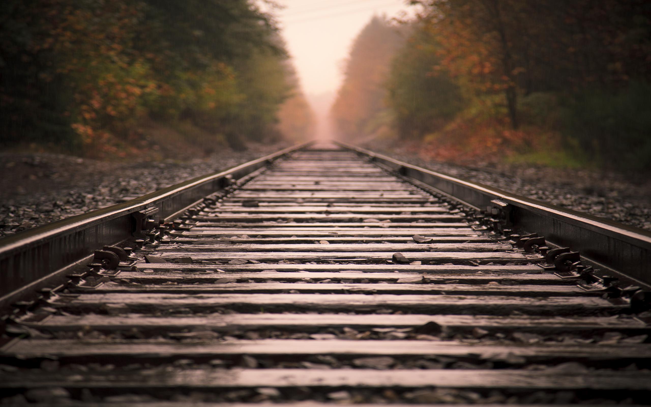Railroad HD Wallpaper | Background Image | 2560x1600 | ID:105635 - Wallpaper Abyss