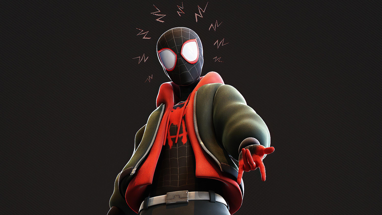 Spider-Man: Into The Spider-Verse Fond d'écran HD | Arrière-Plan | 3000x1688 | ID:1059263 ...