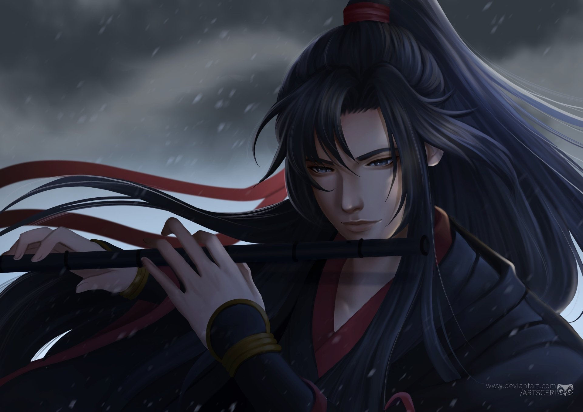 1 Wei Wuxian Hd Wallpapers Background Images Wallpaper Abyss