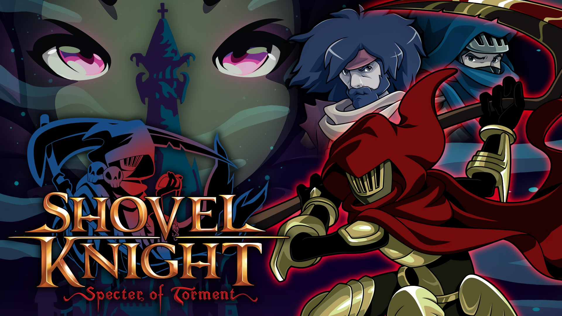 1 Shovel Knight Specter Of Torment Hd Wallpapers Background