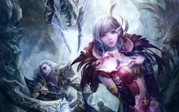 Video Game - Aion Wallpapers and Backgrounds ID : 105125