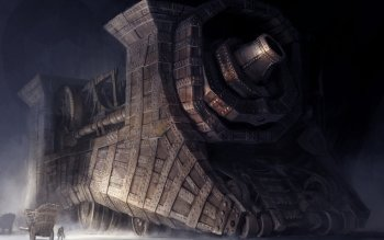 Science-Fiction - Steampunk Wallpapers and Backgrounds ID : 105717