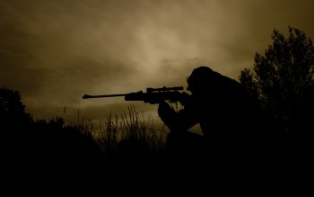 Military - Sniper Wallpapers and Backgrounds ID : 105977