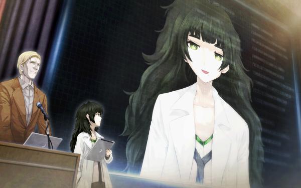 Anime Steins;Gate 0 Maho Hiyajo Alexis Leskinen HD Wallpaper | Background Image
