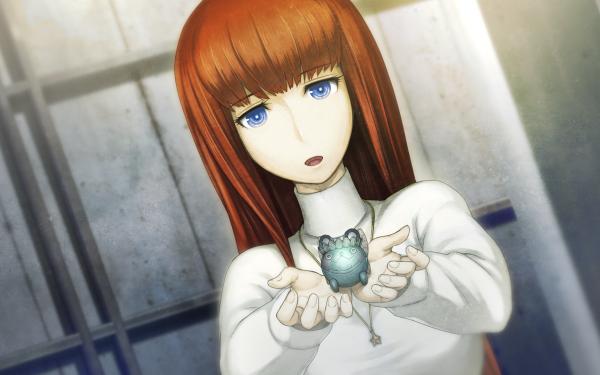 Anime Steins;Gate 0 Kagari Shiina HD Wallpaper | Background Image