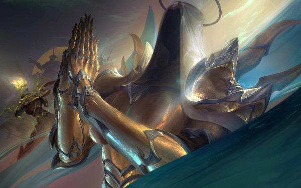 Video Game Diablo III Diablo Auriel HD Wallpaper | Background Image