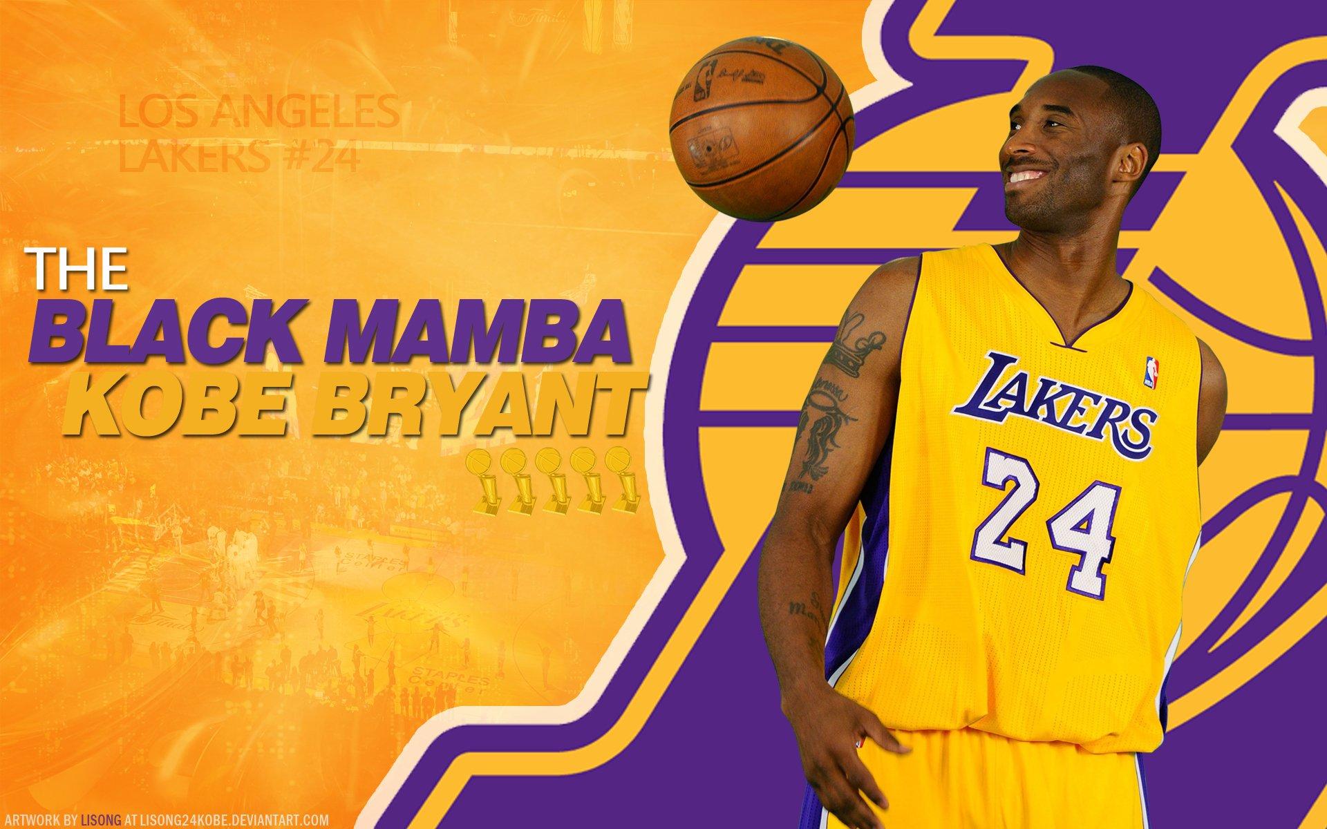 Kobe Bryant Hd Wallpaper Background Image 1920x1200 Id