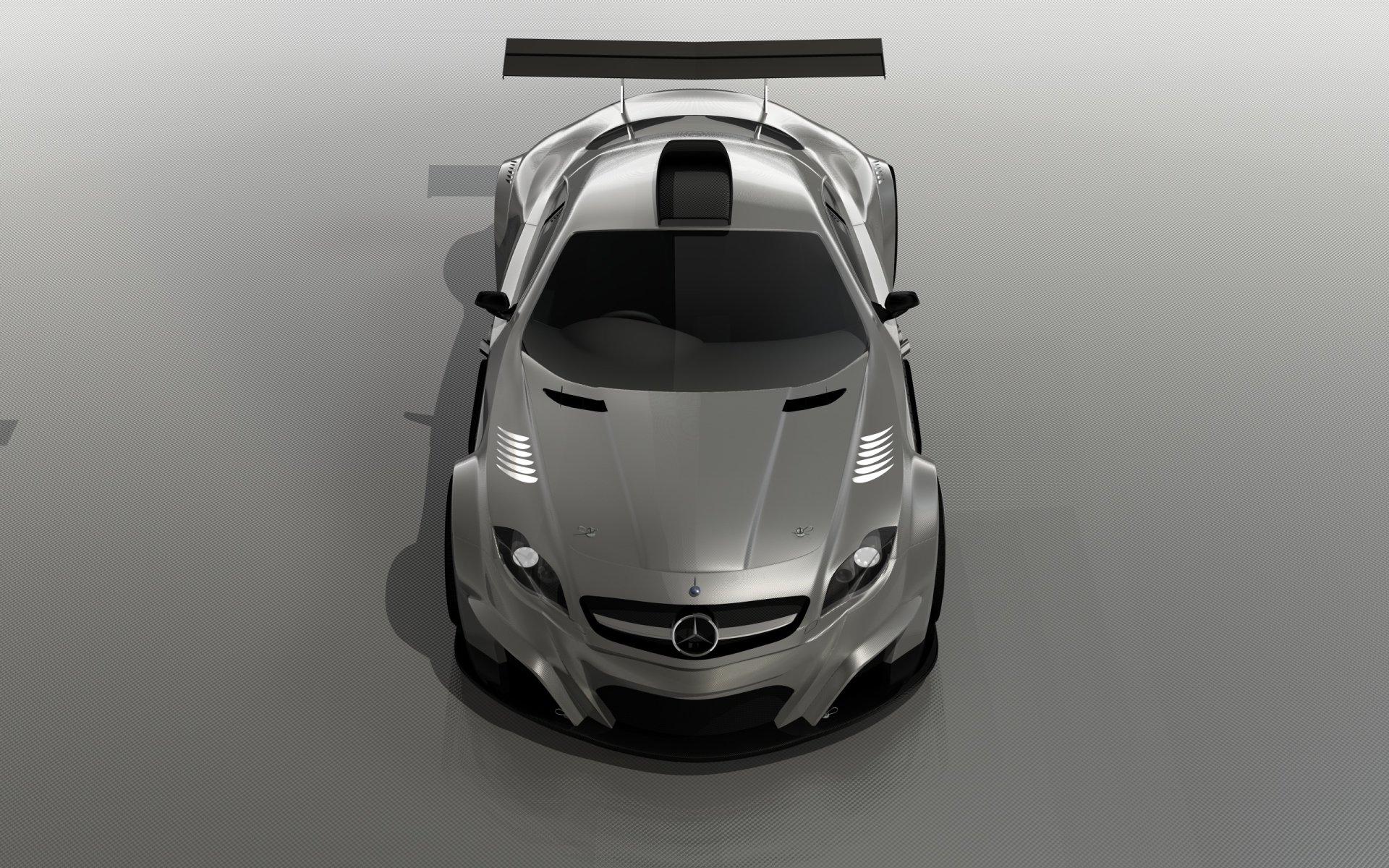 Vehicles - Mercedes  Wallpaper