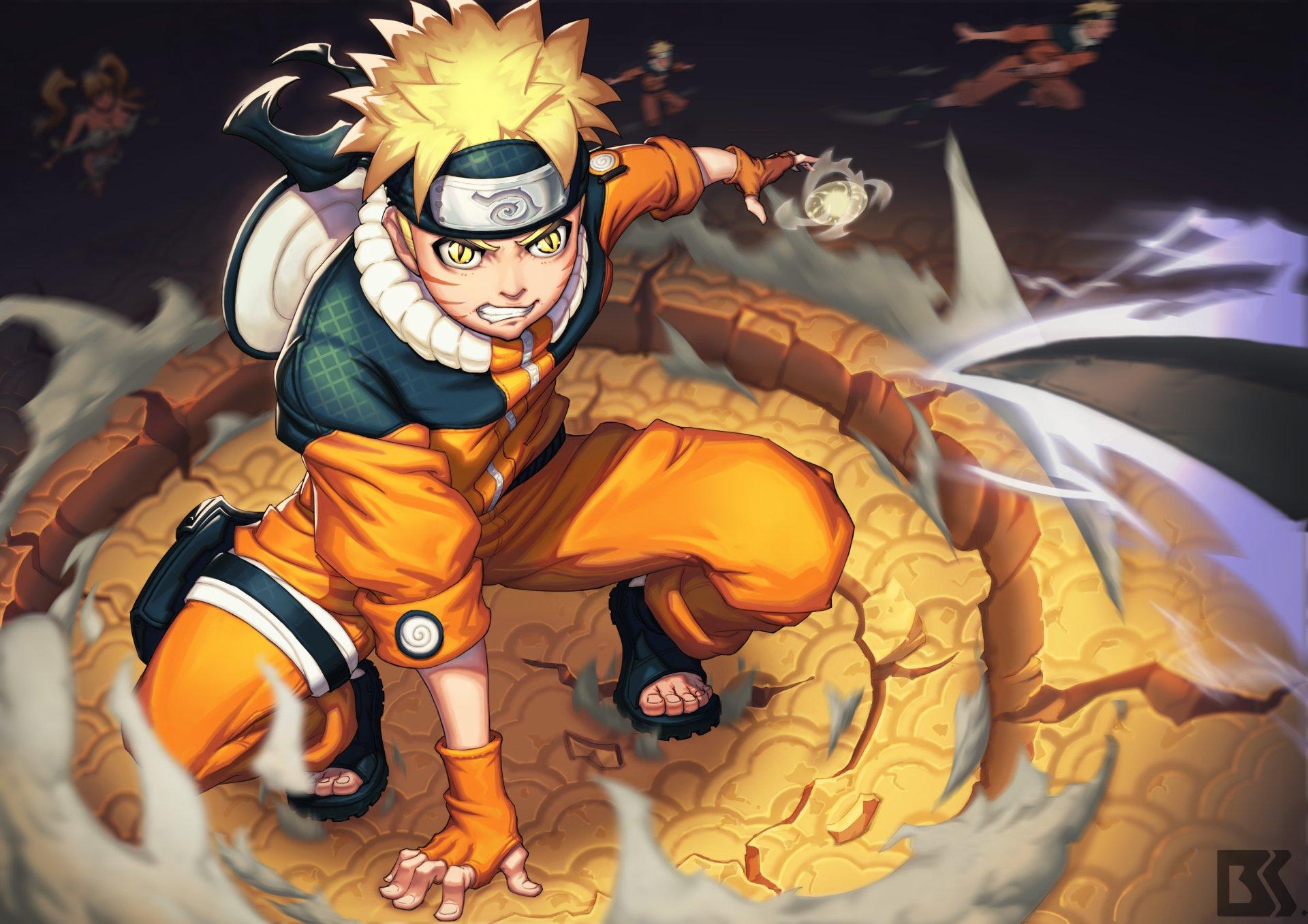 Naruto Fond d'écran HD | Arrière-Plan | 3508x2480 | ID:1064873 - Wallpaper Abyss