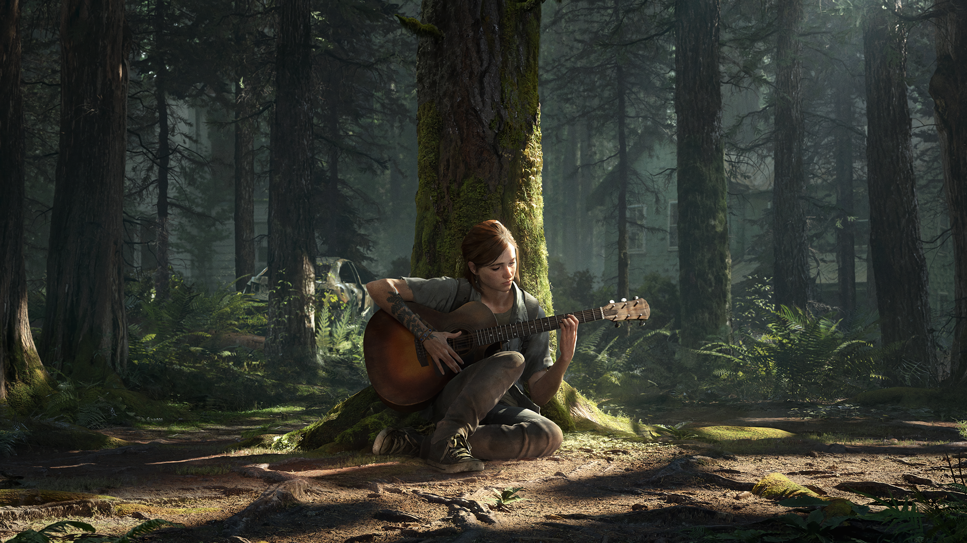 81 The Last of Us Part II HD Wallpapers | Background Images - Wallpaper Abyss
