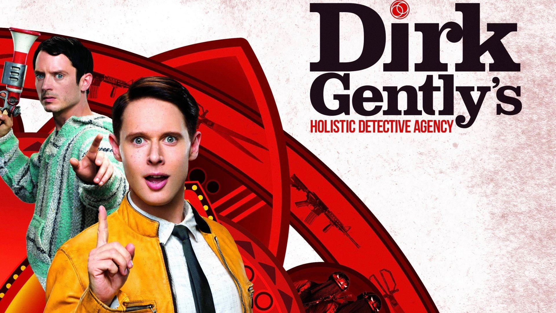2 Dirk Gently S Holistic Detective Agency Hd Wallpapers
