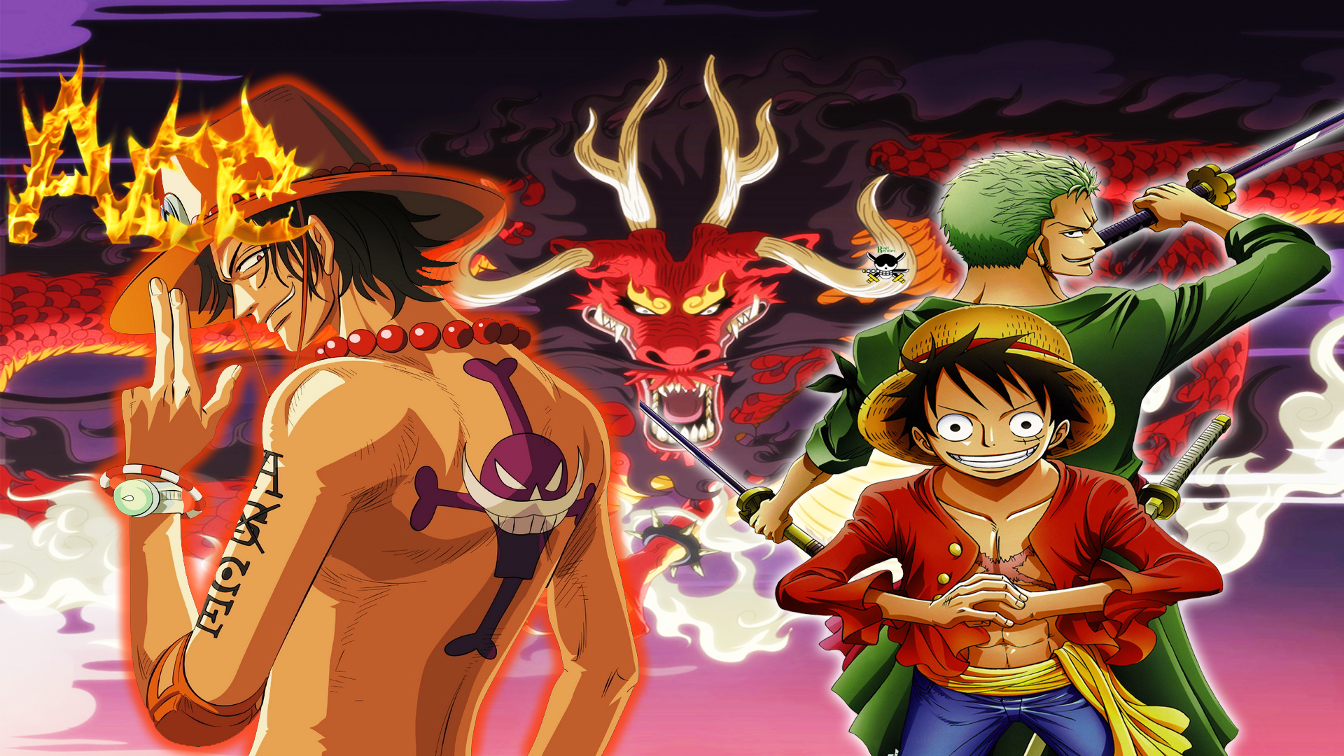 One Piece Hd Wallpaper Background Image 1920x1080 Id 1068931 Wallpaper Abyss