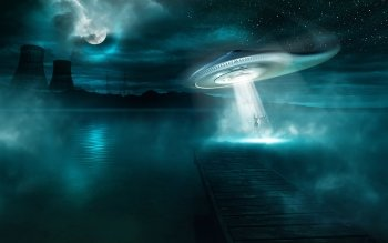 Sciencefiction - Ruimteschip Wallpapers and Backgrounds ID : 106005