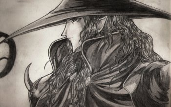 Anime - Vampire Hunter D Wallpapers and Backgrounds ID : 106205
