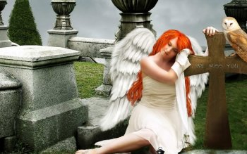 Fantasy - Angel Wallpapers and Backgrounds ID : 106237