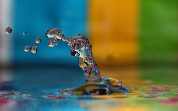 Artistic - Water Drop Wallpapers and Backgrounds ID : 106315
