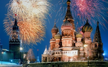 Religious - Saint Basil's Cathedral Wallpapers and Backgrounds ID : 106427