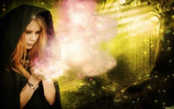 Fantasy - Witch Wallpapers and Backgrounds ID : 106999