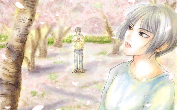 Anime Devils Line Kenichi Yoshii Nanako Tenjo Fondo de pantalla HD | Fondo de Escritorio