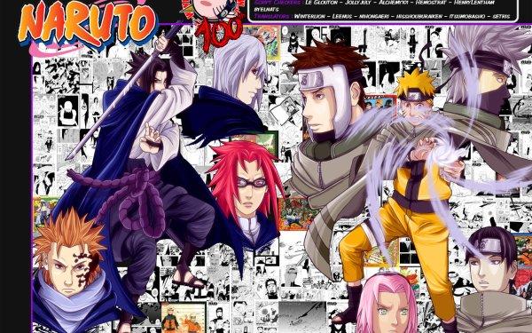 Anime Naruto Naruto Uzumaki Kakashi Hatake Yamato Sasuke Uchiha Sharingan Hinata Hyuga Shikamaru Nara Sai Sakura Haruno Tsunade HD Wallpaper | Background Image