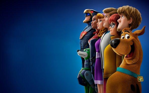 Movie Scoob! Scooby-Doo Shaggy Rogers Velma Dinkley Fred Jones Daphne Blake Blue Falcon Dynomutt Dee Dee Skyes HD Wallpaper | Background Image