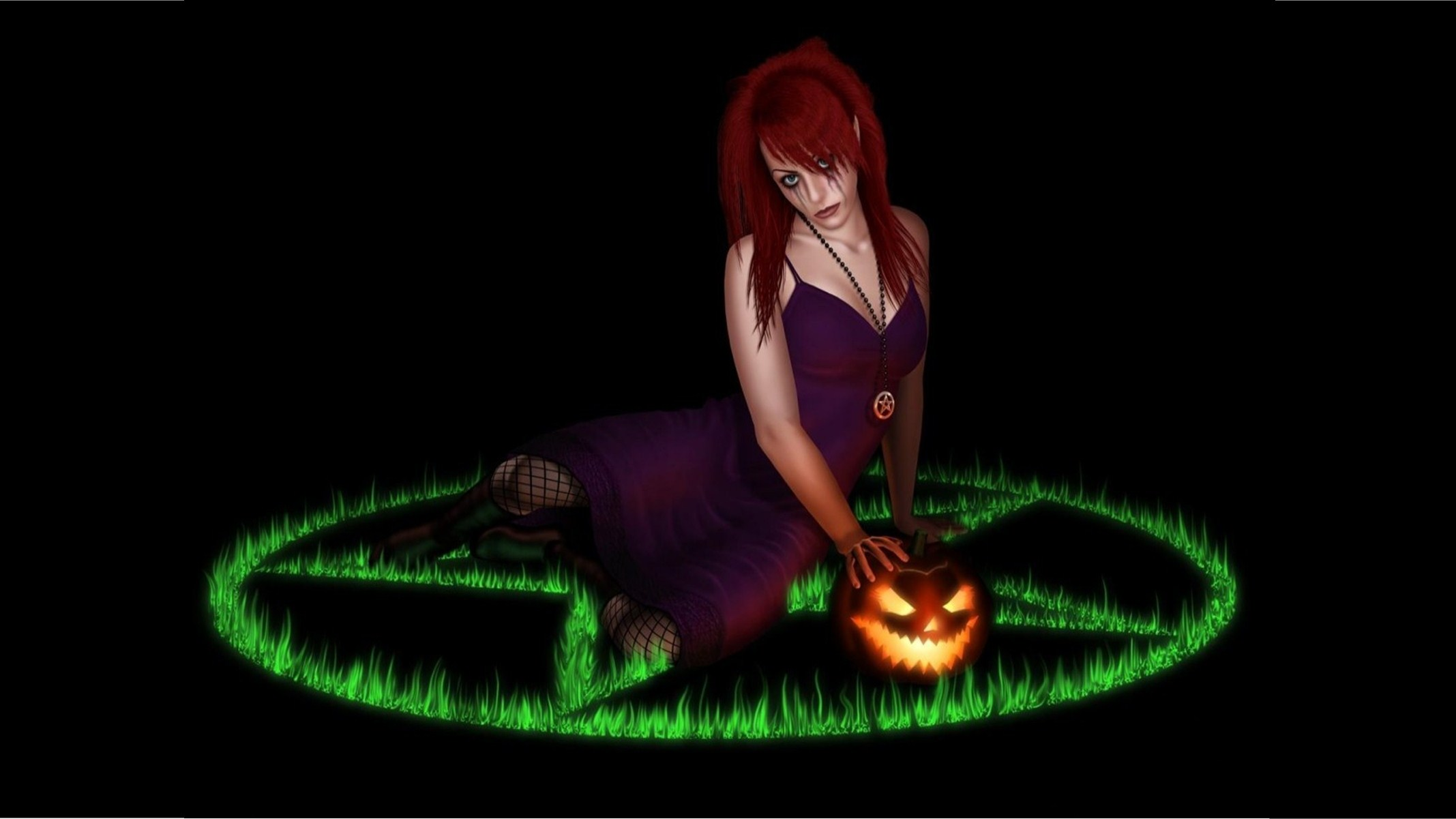 Witch Full Hd Wallpaper And Background 2135x1201 Id 107019