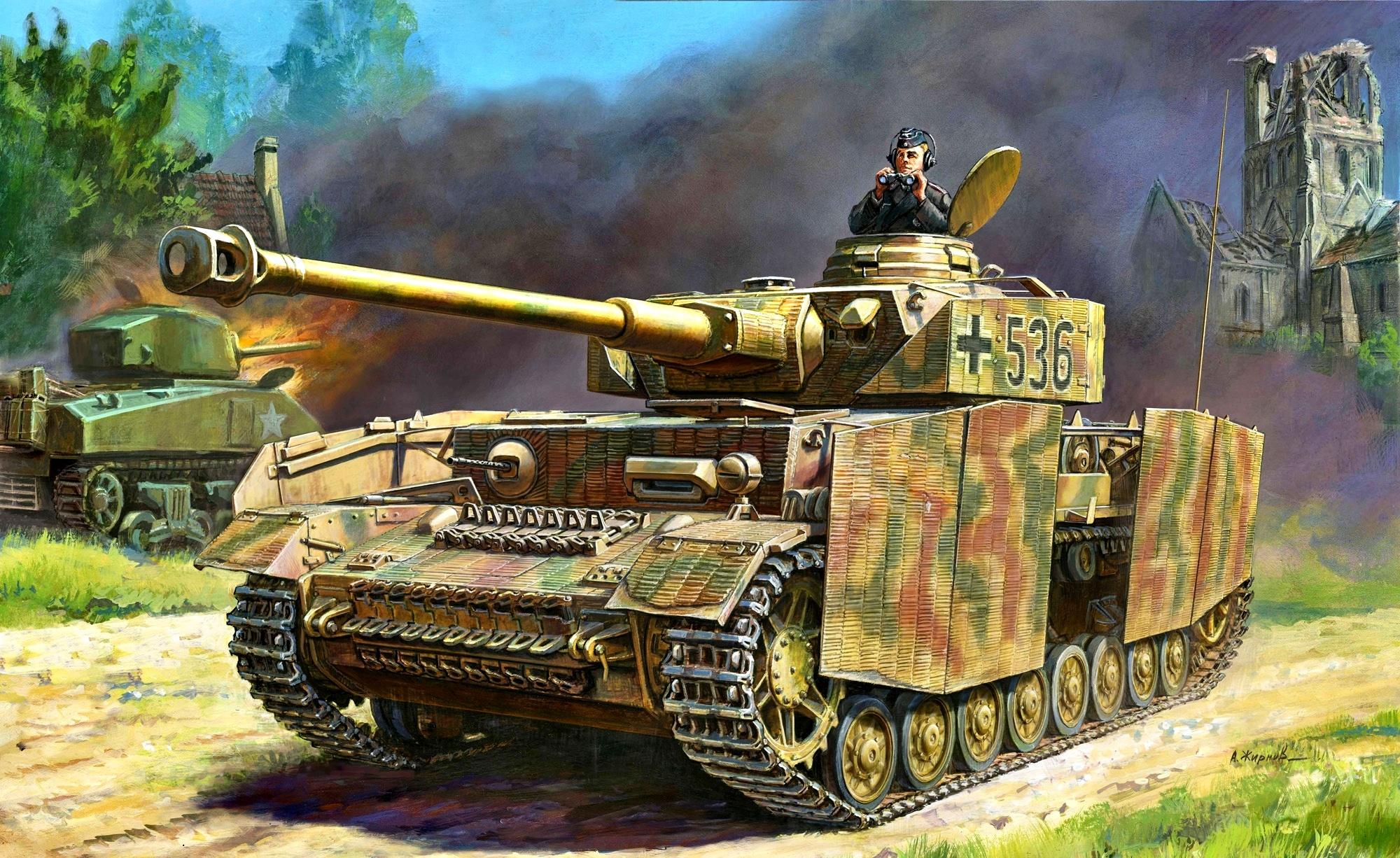 Panzer IV G > WW2 Weapons