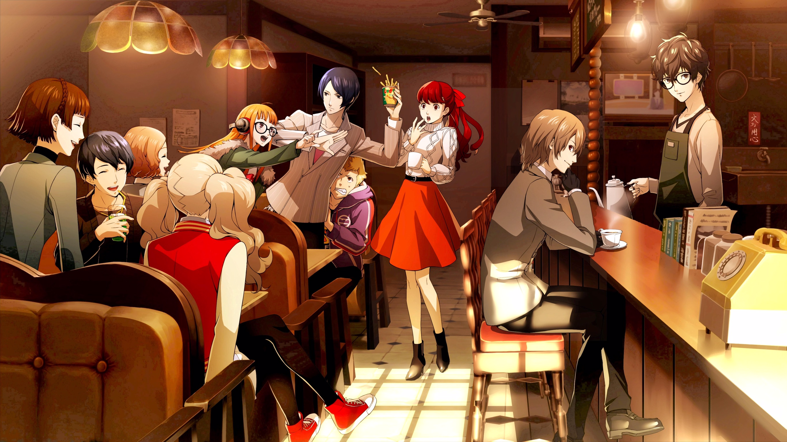 Persona 5 Royal Hd Wallpaper Background Image 2732x1536 Id 1079065 Wallpaper Abyss