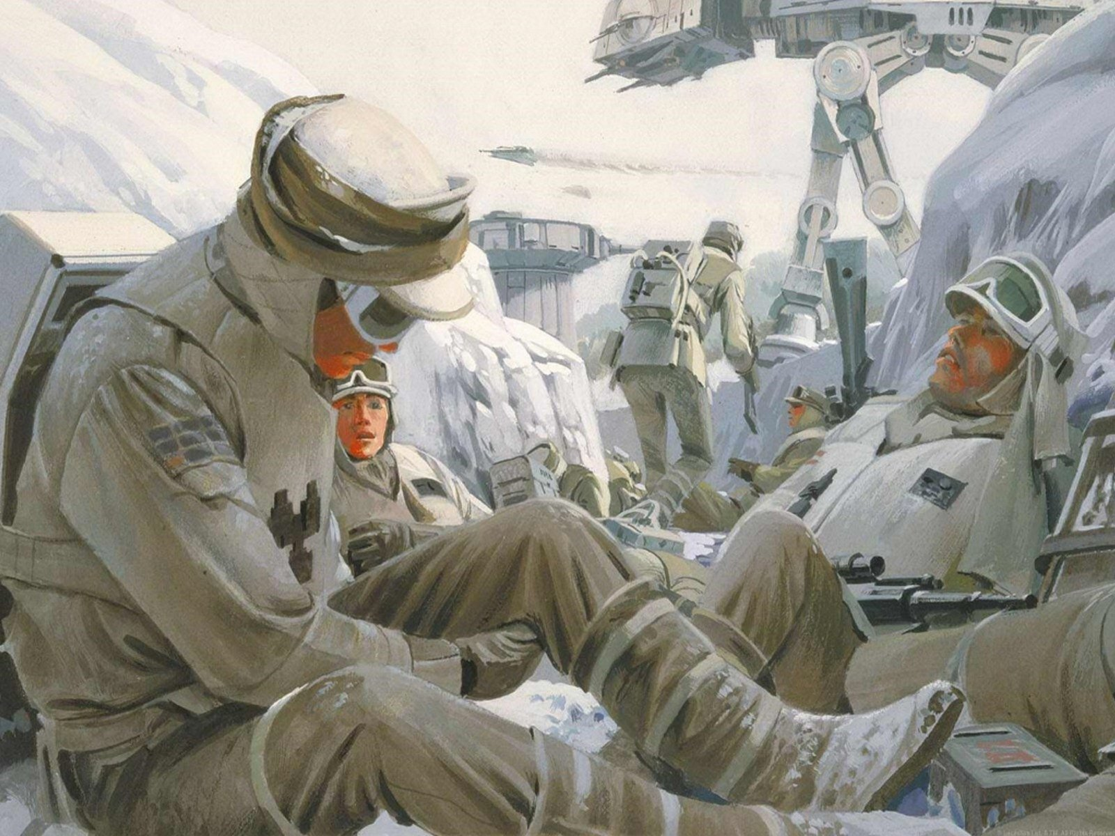 14 Hoth Star Wars Hd Wallpapers Background Images Wallpaper Abyss