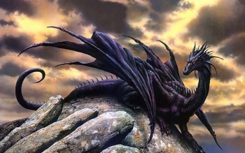 Fantasy - Dragon Wallpapers and Backgrounds ID : 10767