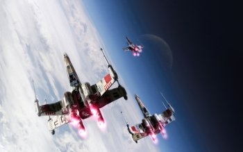 Science-Fiction - Star Wars Wallpapers and Backgrounds ID : 107679