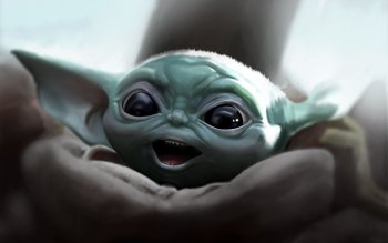 48 Baby Yoda Hd Wallpapers Background Images Wallpaper Abyss